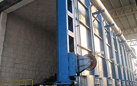 火龙热陶瓷台车炉运输