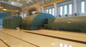 洛阳国华孟津电厂汽轮机保温项目施工