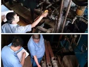 安装硫化机保温套后 蒸汽管道温度能降多少?