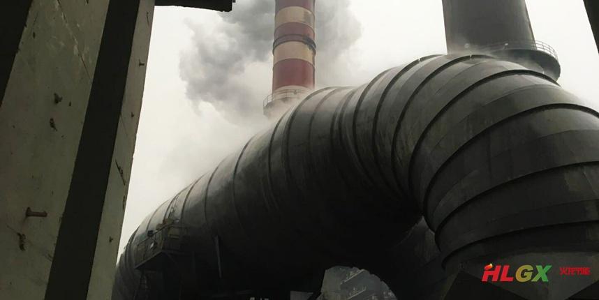 钢铁烧结机脱硝高温烟道保温项目