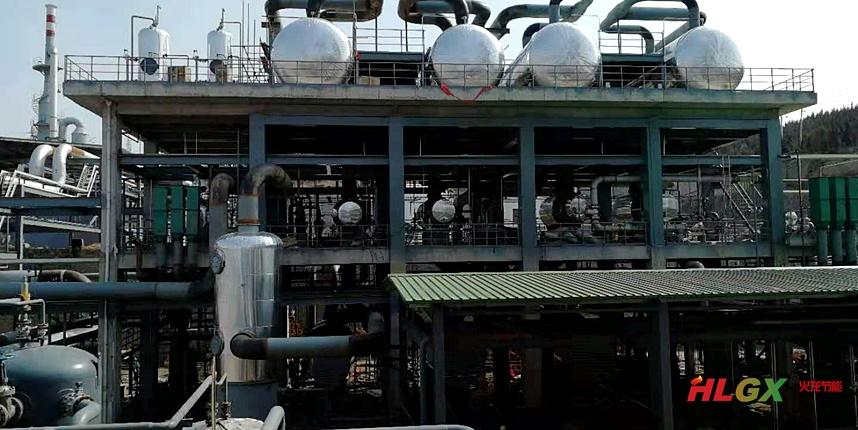 晋城年产5万吨二硫化碳改造项目陶瓷纤维保温工程顺利进行