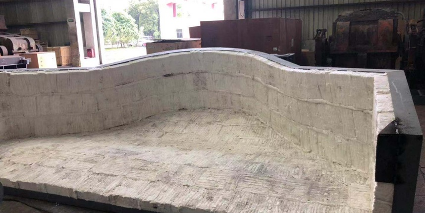 无锡巨力铁水包盖保温项目
