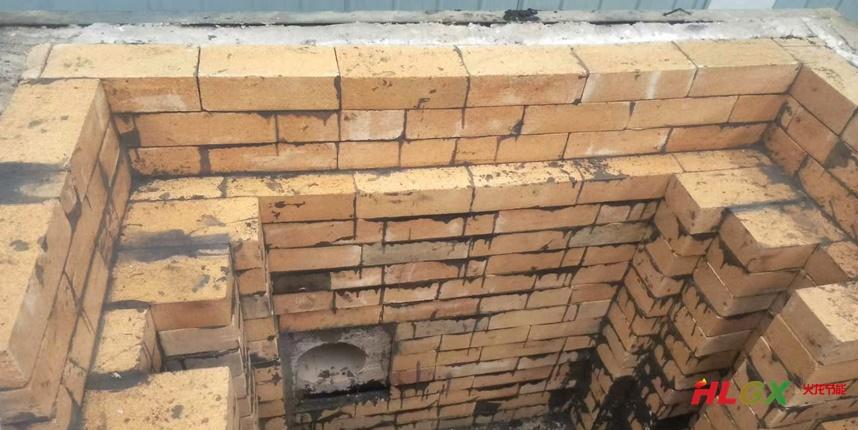耐火砖砌筑炉衬项目