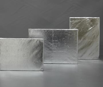 陶瓷纤维复合绝热板
