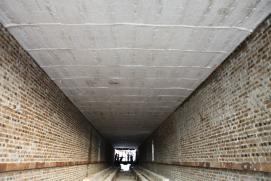 直线式隧道窑和并列式隧道窑陶瓷纤维高温隔热解决方案
