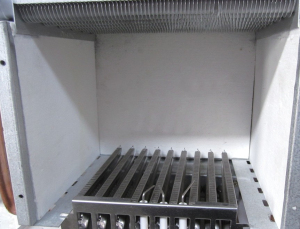 壁挂炉高温隔热解决方案